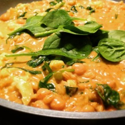 Lentil Dhal. The picture speaks for itself, such a lovely recipe and ideal for those who are vegetarian too.