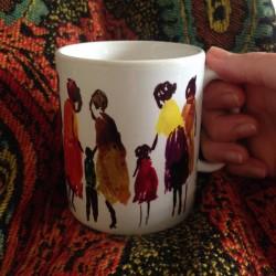 Mug and Blanket